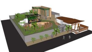 Projet YY BAZE, Calavi Benin