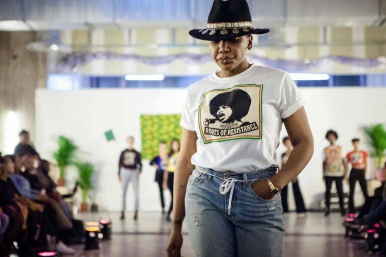 T.Shirt Angela Davis défilé