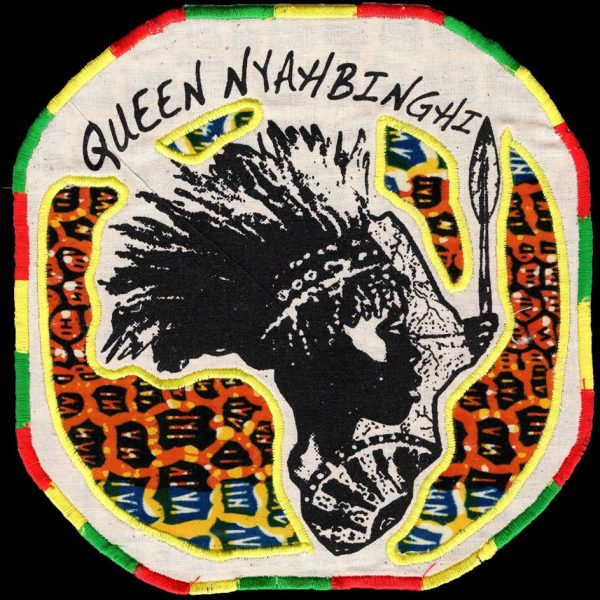 Patch Wax - Queen Nyabinghi 2